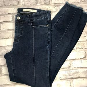 Anthropologie Pilcro Letter Press size 27 skinnies